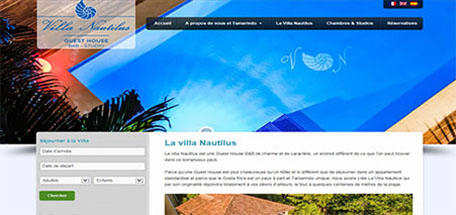 Developpement de site sous Wordpress
