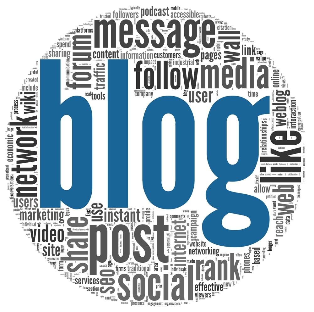 Blog : mode d'emploi