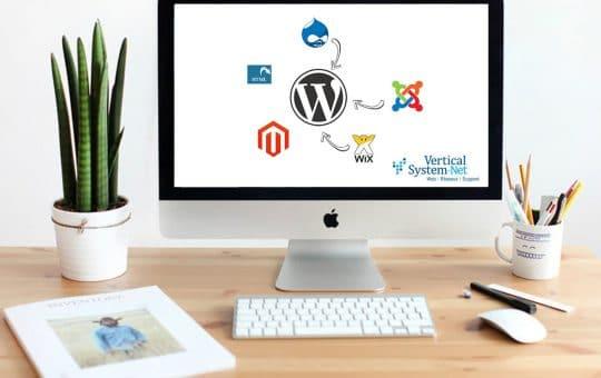 migration vers wordpress