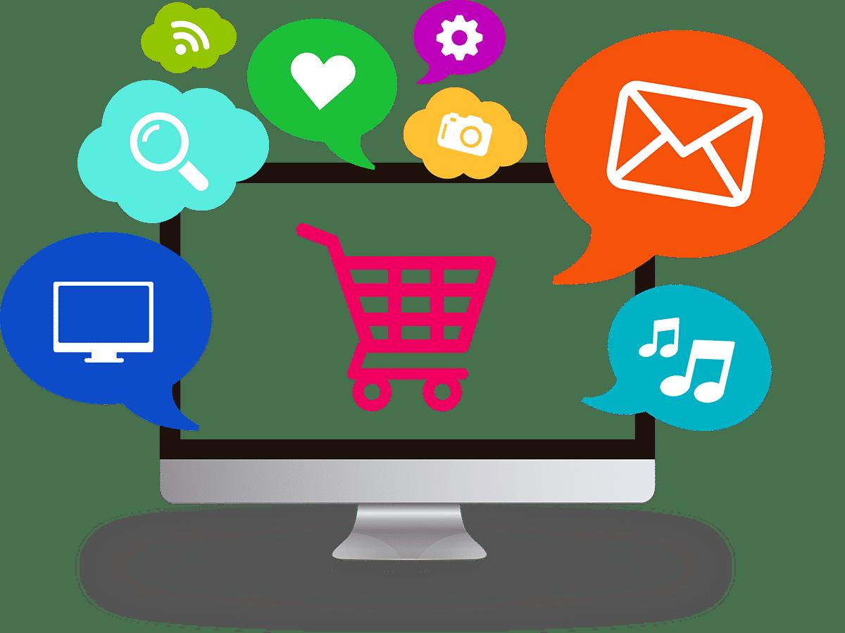 Design site e-commerce
