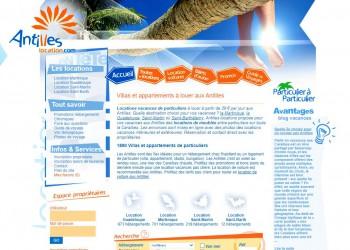 Antilles Location