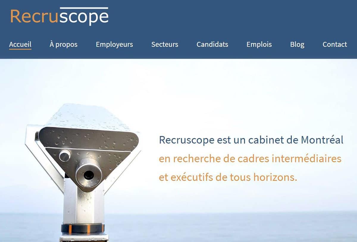 recruscope